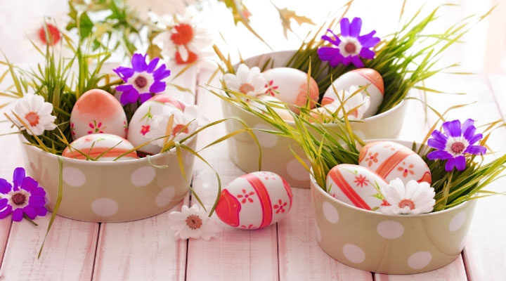 6 Frugal ideas to get perfect Easter home