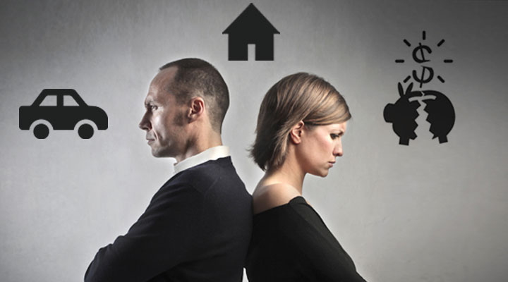 4 Tips to heal your financial woe after divorce