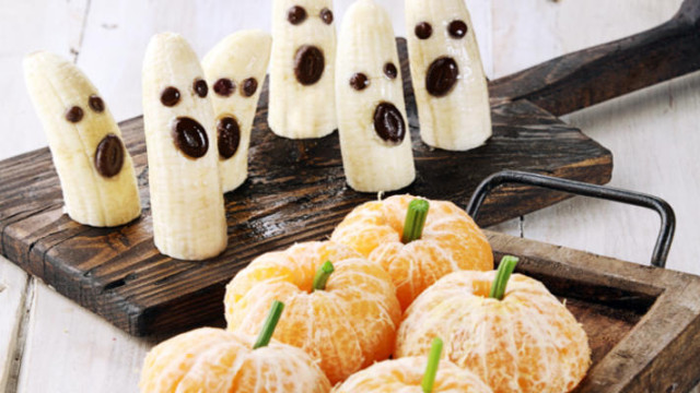 Halloween: Have fun with your family making these easy foods