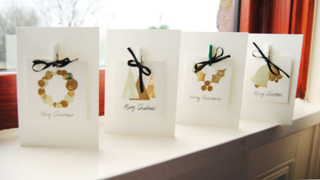 Christmas card ideas to make your dear ones happy
