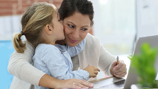 Work-at-home moms: How easily they can keep financial records