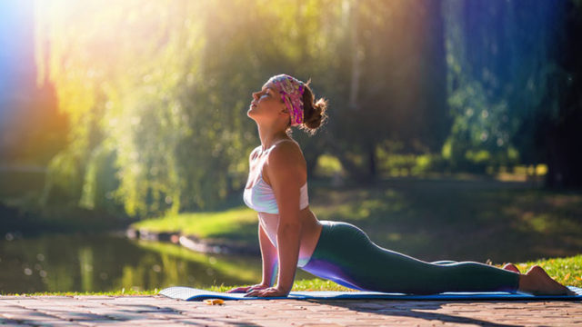 Yoga helps to maintain a good heart: Here's how