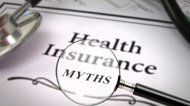 Health insurance myths