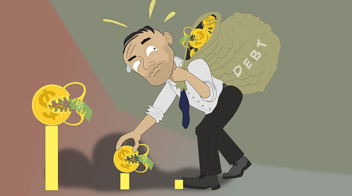 What does your debt actually cost you?