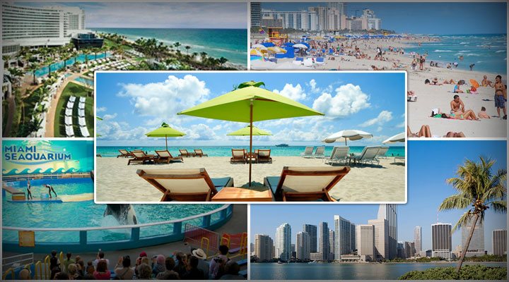 Why Miami is best family destination for a spring break?