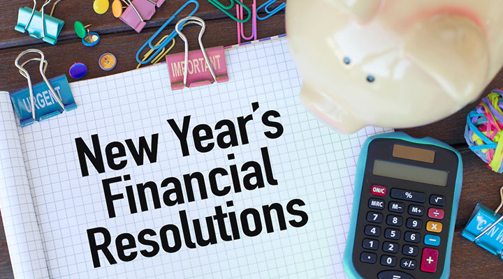 4 Simple financial resolutions you should make in 2017